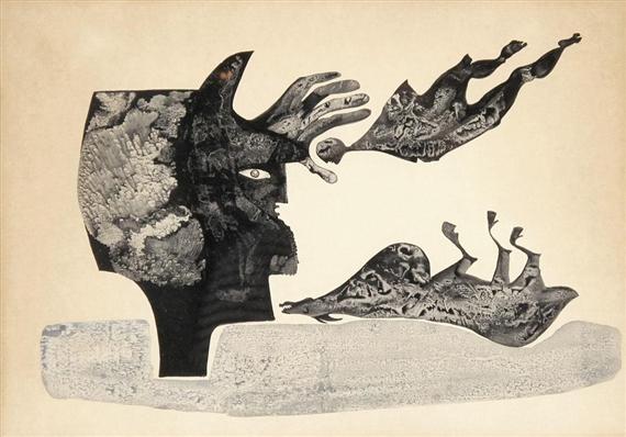 Creatures, 1969 - Jules Perahim