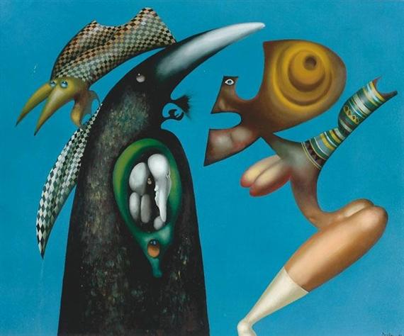 Creatures, 1976 - Jules Perahim