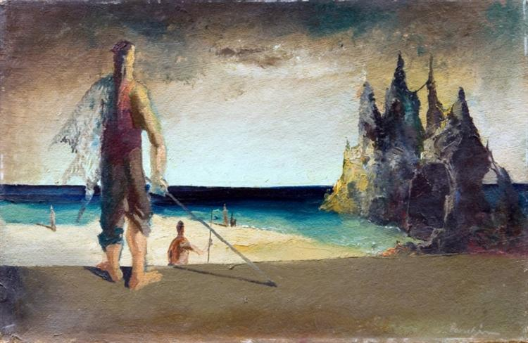 Untitled, 1930 - Jules Perahim