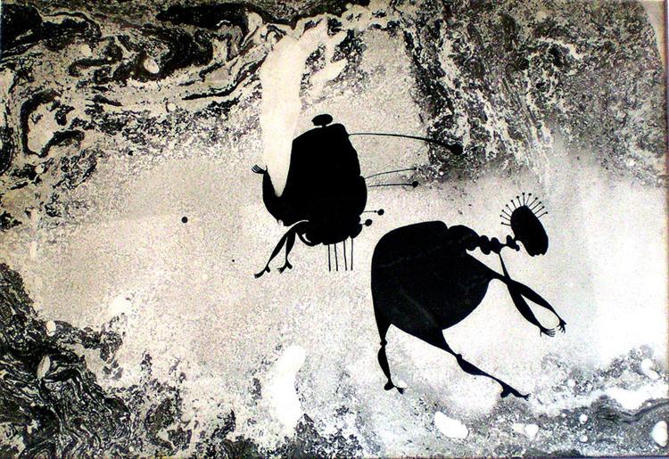 Untitled, 1987 - Жюль Перахим