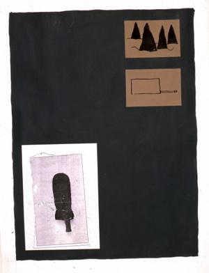 Für Joseph Beuys, 1987 - Juliao Sarmento
