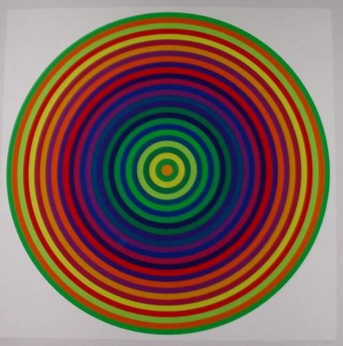Composition S -14 - 4, 1970 - Julio Le Parc