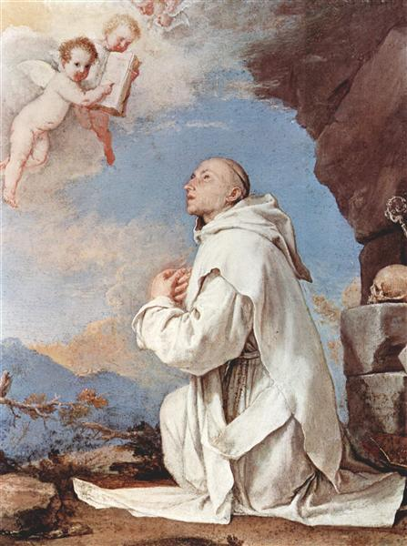 St. Bruno, the Carthusian, 1643 - Jusepe de Ribera