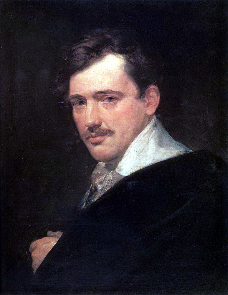 Portrait of A. N. Lvov, 1824