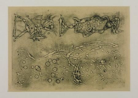 Untitled, 1947 - Karl Otto Gotz