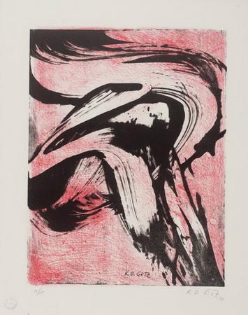 Untitled - Karl Otto Gotz
