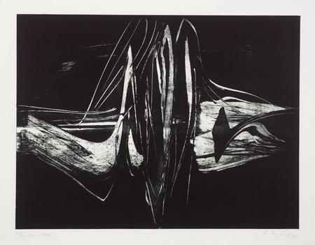 Untitled, 1987 - Karl Otto Götz