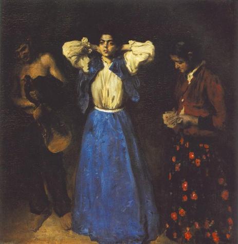 Gipsies, 1901 - Károly Ferenczy