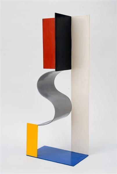 Spatial Composition Nr. 6, 1931 - Катаржина Кобро