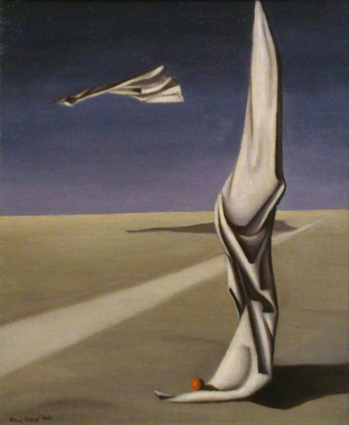 Journey To Go, 1943 - Kay Sage
