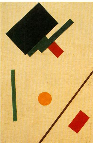 Artists by art movement: Suprematism