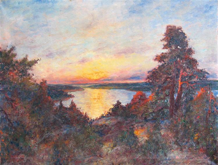Sunset - Kimon Loghi