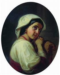 Italian Girl - Константин Флавицкий