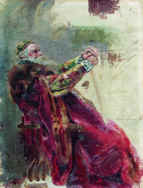 Boyar, c.1890 - Konstantin Makovsky