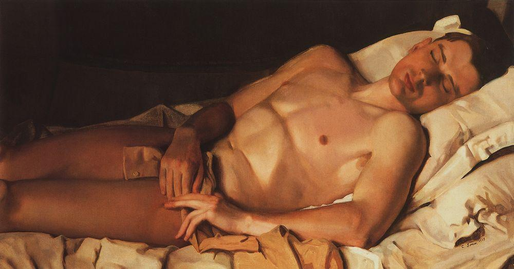 russian young man nude