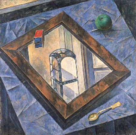 Still Life with Prism, 1920 - Kuzma Petrov-Vodkin