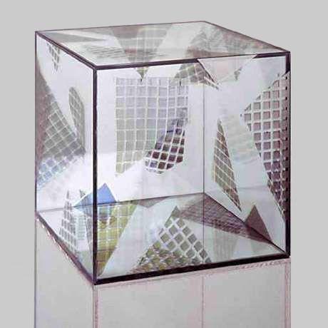 Cube #10-1-92, 1992 - Ларрі Бел