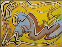 Calligraph Forming - Lawren Harris