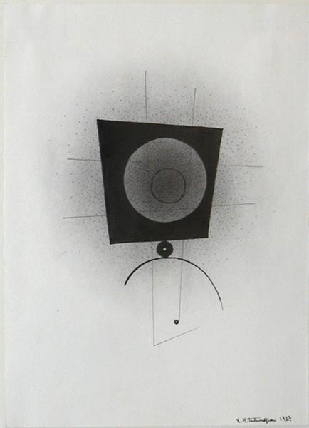 Untitled, 1927 - Leon Arthur Tutundjian
