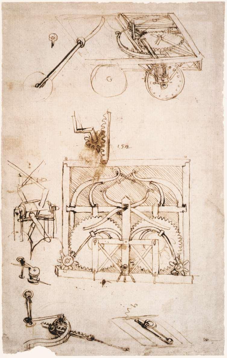 Automobile, 1480