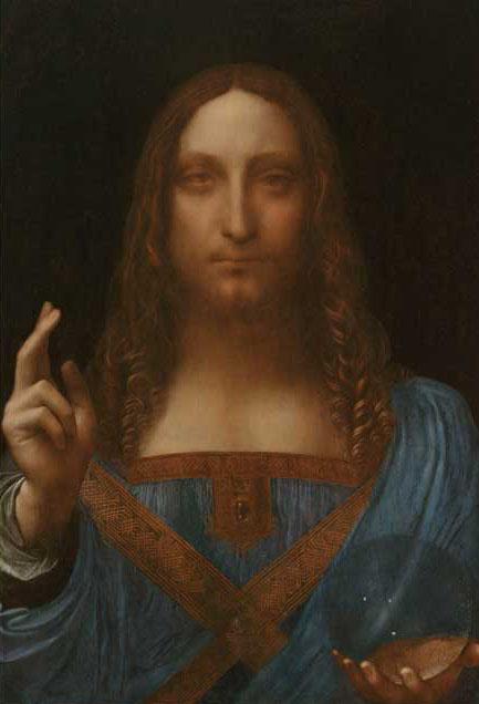 Salvator Mundi, 1500