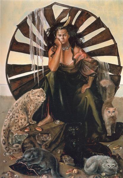 Ideal Life, 1950 - Leonor Fini