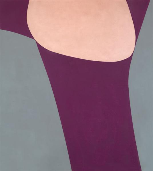 Untitled (Boulder Series), 1962 - Lorser Feitelson