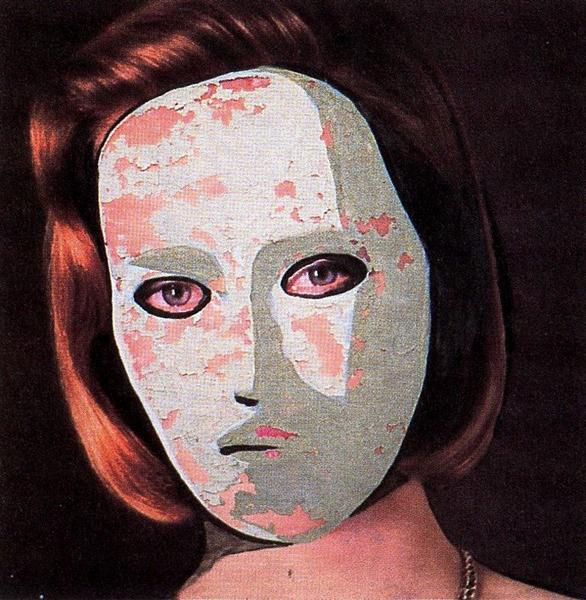 Eyes Without a Face, 1990 - Luc Tuymans - WikiArt.org