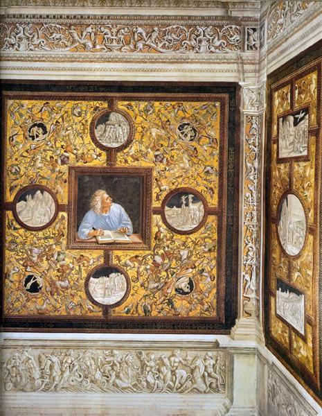The Poet Virgil - Luca Signorelli