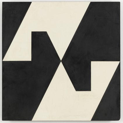 Planes in Modulated Surface 4, 1957 - Lygia Clark