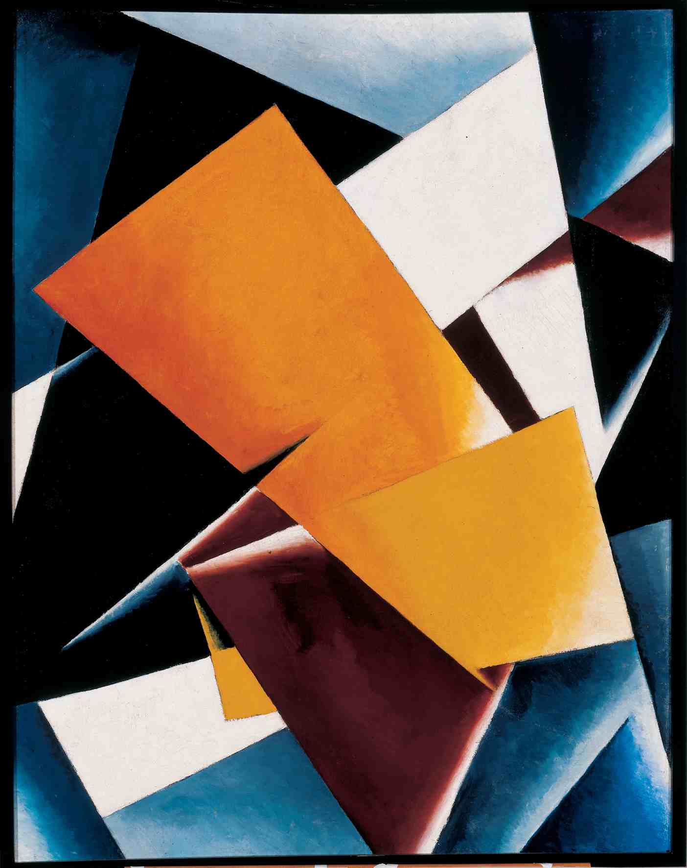 Lyubov Popova   Inventing Abstraction: 1910-1925, at MoMA painterly architectonic