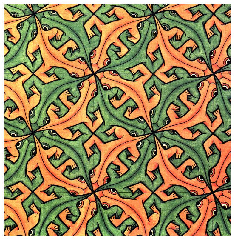 Gallery For gt Tessellation Escher