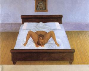 My Birth - Frida Kahlo