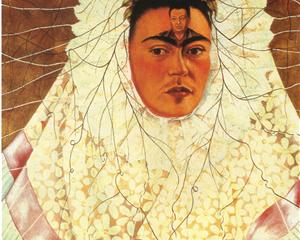 Self Portrait as a Tehuana - Frida Kahlo