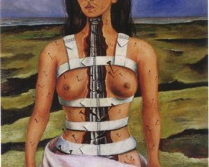 The Broken Column - Frida Kahlo