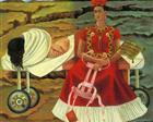 Tree of Hope, Remain Strong - Frida Kahlo