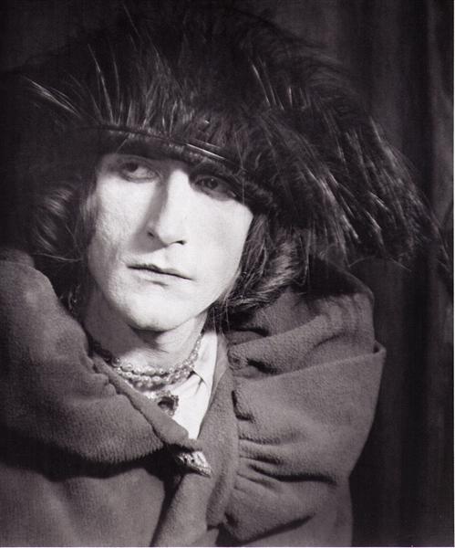 Portrait of Rose Sélavy, 1921 - Man Ray
