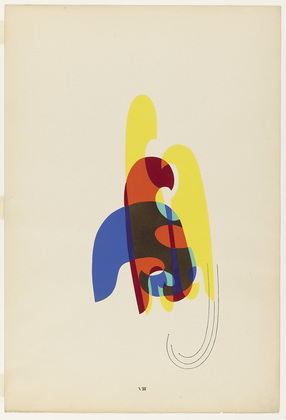 Shadows from the portfolio Revolving Doors, 1926 - Man Ray