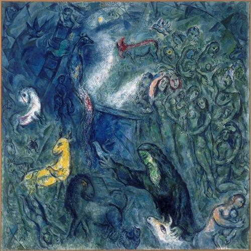 Noah's Ark - Marc Chagall