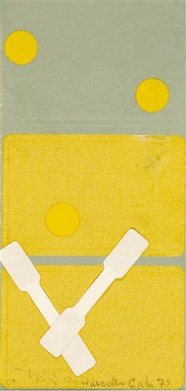 Mit gelben Punkten, 1975 - Марсель Кан