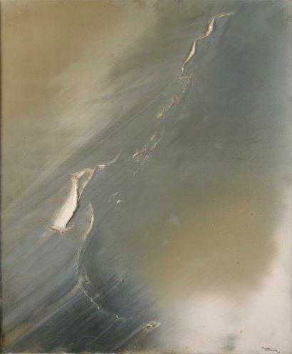 Composition, 1957 - Marcelle Loubchansky