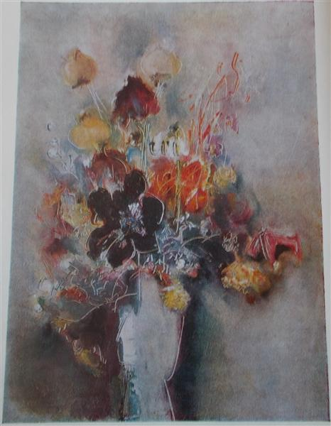 Flowers - Margareta Sterian