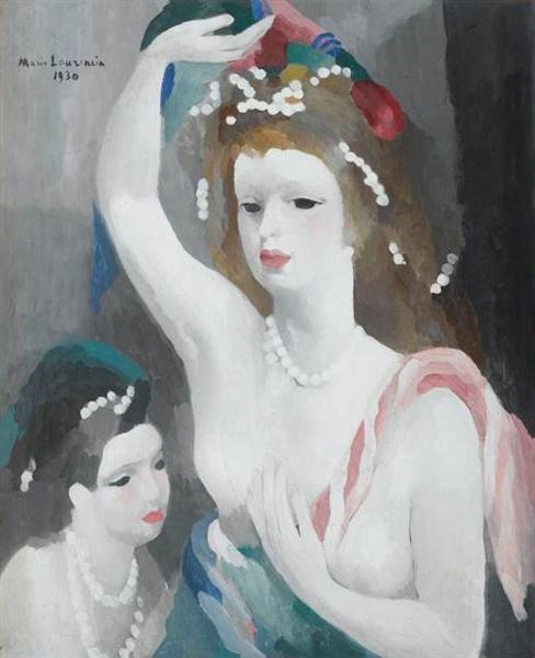 Judith, 1930 - Мари Лорансен