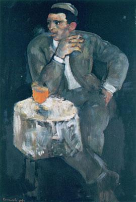 Al caffè, 1964 - Марио Коменсоли