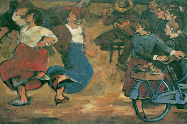 Sonntag, 1954 - Mario Comensoli