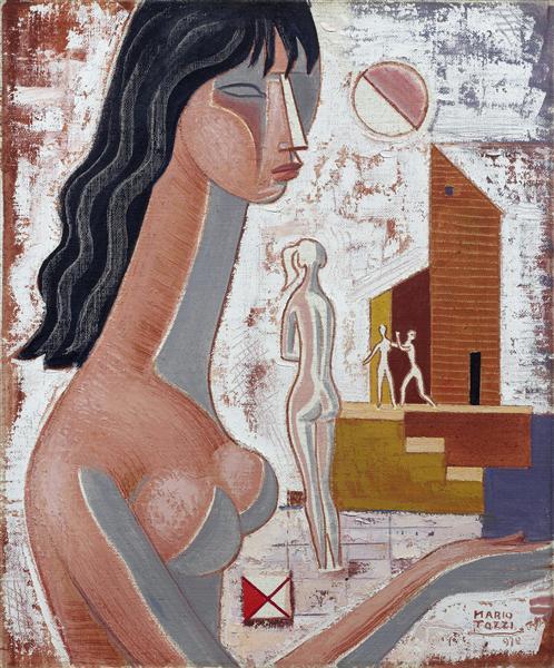 Giochi di Donne, 1972 - Mario Tozzi