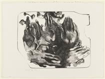 Five Hands and One Finger - Марісоль Ескобар