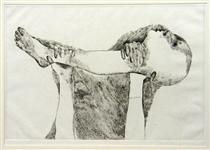 The Death of Head and Leg - Марісоль Ескобар