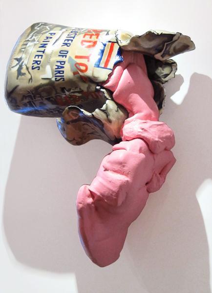 Plaster Bag II, 1973 - Marjorie Strider