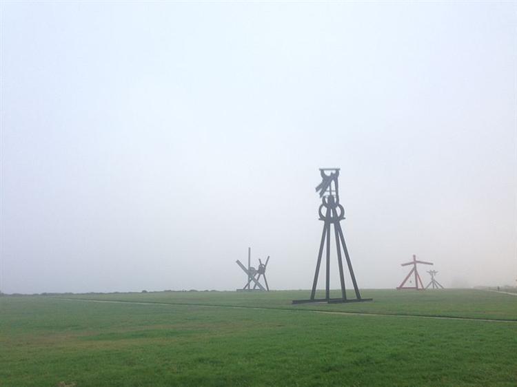 Crissy Field - Mark di Suvero